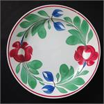 Late Adams Rose Plates